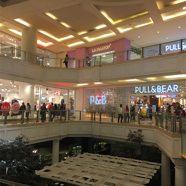 Grand Indonesia Shopping Town
