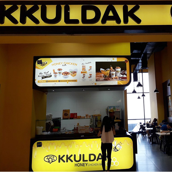 Kkuldak di Bay Walk