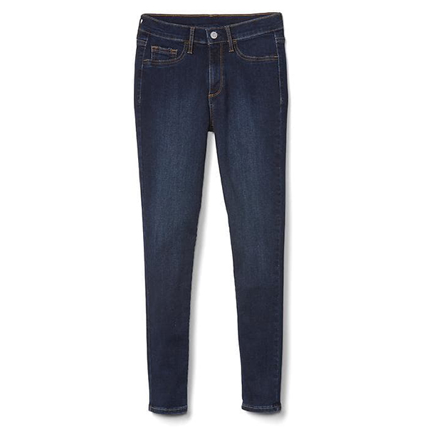 Mid Rise Easy Jeggings dari GAP