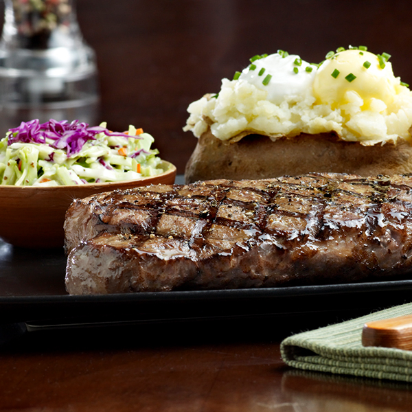 New York Strip dari Tony Roma's