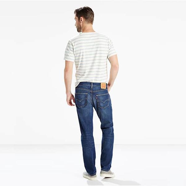 Regular Taper Jeans