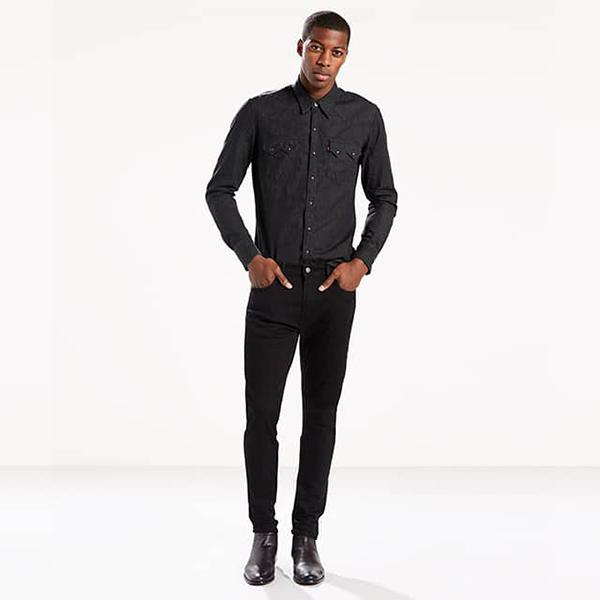 Slim Taper Jeans