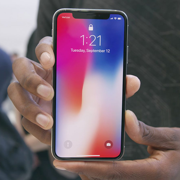iPhone X conk fitur Android?