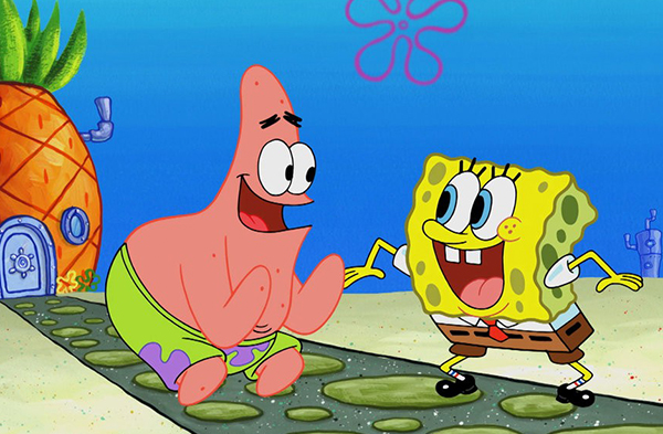 Kreator SpongeBob and SquarePants